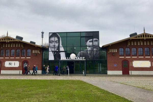 Das Auswanderermuseum in Ballinstadt