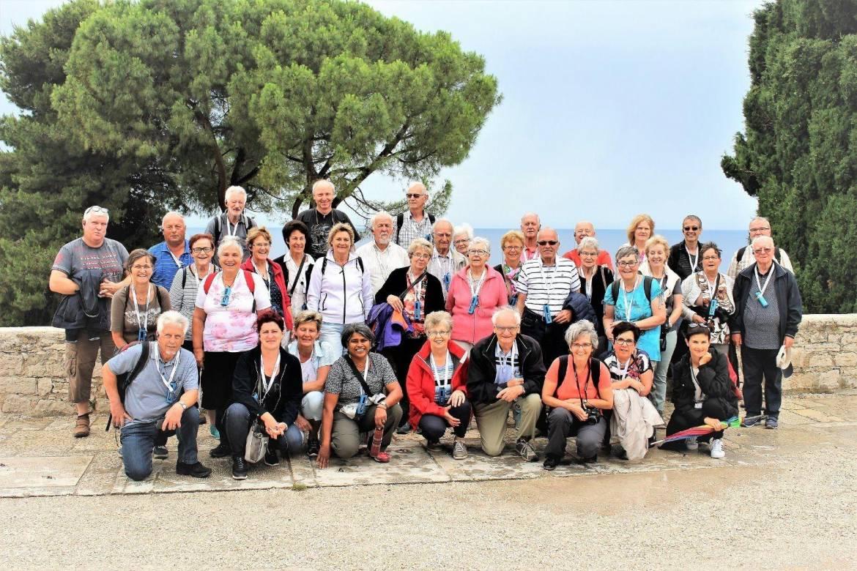 Pfarreireise Niederwil-Nesselnbach an die Adriaküste Istriens