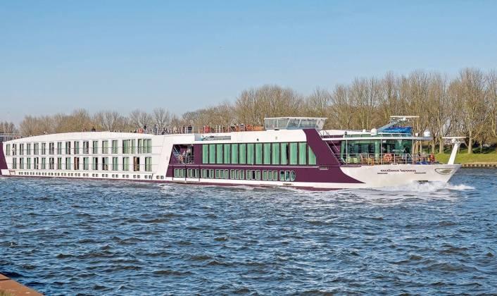 Flussfahrten Und Flussreisen Mit Twerenbold Reisen